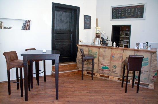 Espressobar - Akrap Finest Coffee
