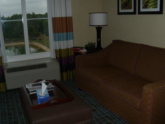 Homewood Suites by Hilton Fort Myers Airport / FGCU:                   Room