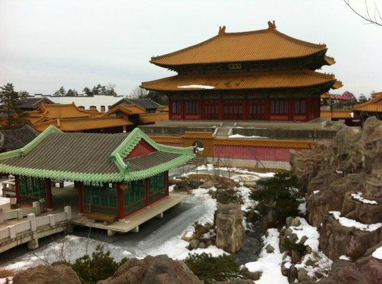 Seorak Cinerma:                                     palace of Tang