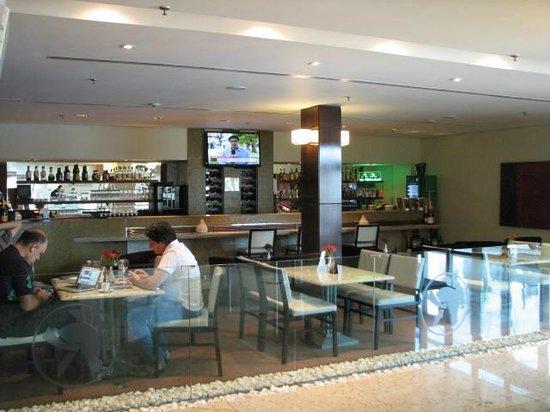 Caesar Business Belo Horizonte Belvedere: bar off lobby