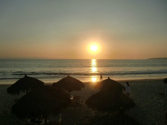 Samba Vallarta All Inclusive:                   Sunset
