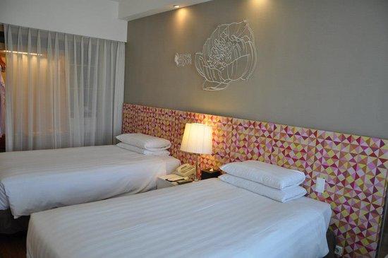 Best Western Premier Hotel Kukdo:                   Our room