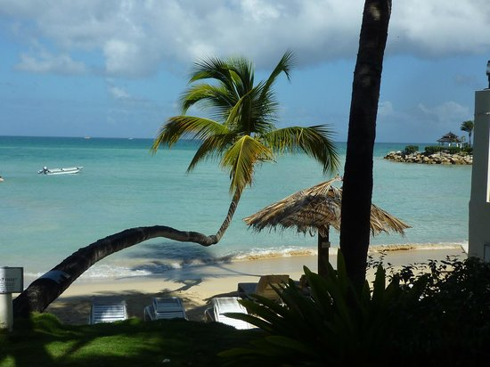Blue Waters Antigua: One of the small but lovely beaches