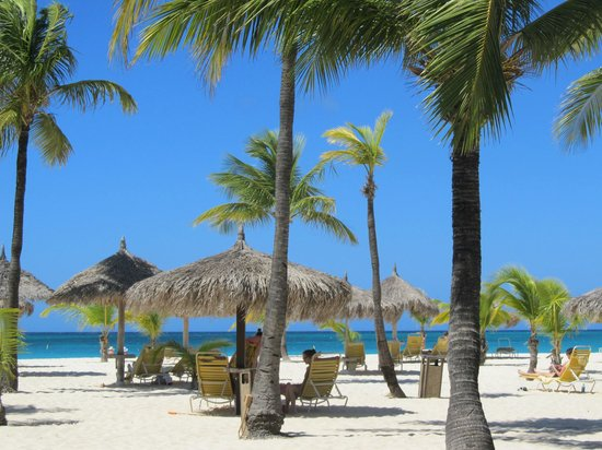 Manchebo Beach Resort & Spa: la playa