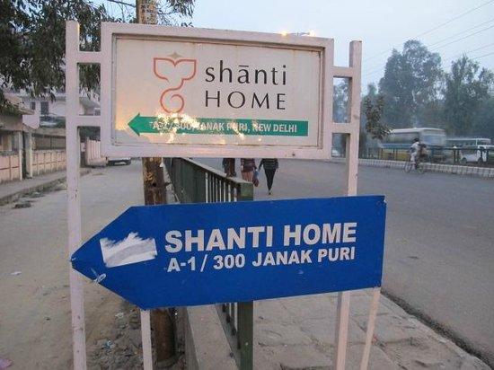 Shanti Home: Cnr Pankha Road, Janakpur