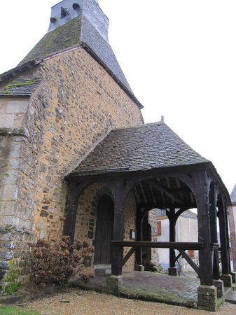 Eglise Saint Jean Baptiste du Plessis Dorin