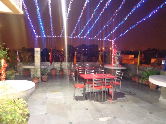 Hotel Lal's Haveli: terrace