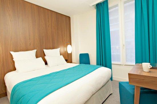 Best Western Plus 61 Paris Nation Hotel: chambre double