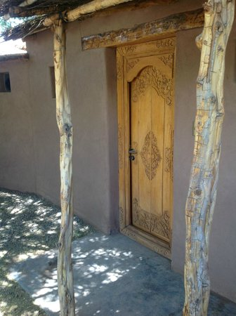 Altiplanico Atacama:                   rustic features