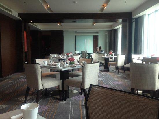 Radisson Blu Cebu:                   Club Room