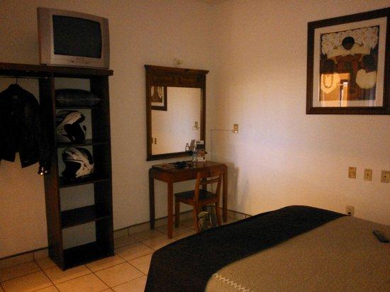 Hotel Quinta Arantxa:                                                       Habitación