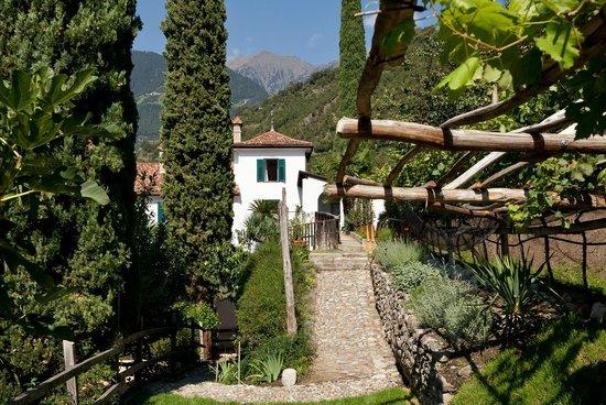 Ottmanngut Suite and Breakfast: Garten