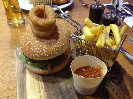 RNLI College:                   Crew Burger