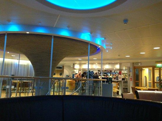 RNLI College:                   Bar