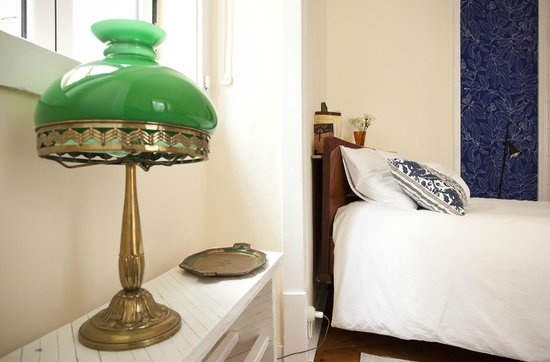 Apartamento Mouraria Guesthouse : double room with balcony