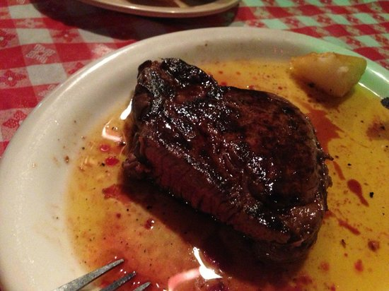 Hoffbrau Steakhouse Steak