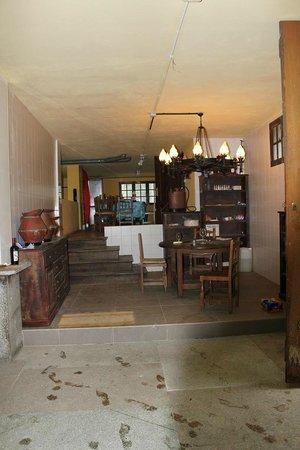 Casa Rural Terra Santa: Vista Bodega