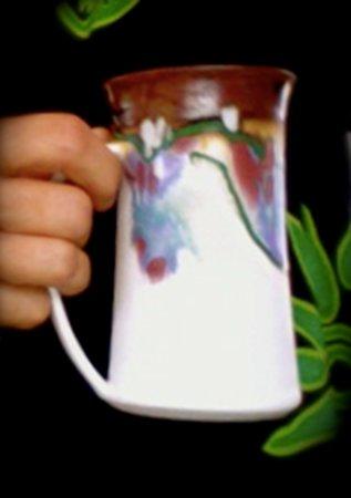 Cooper Mays Pottery: Coffee Mug