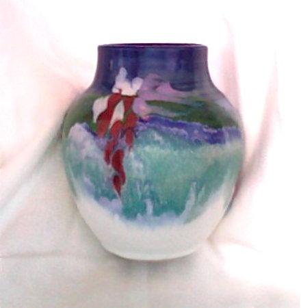 Cooper Mays Pottery: Little Porcelain Vase