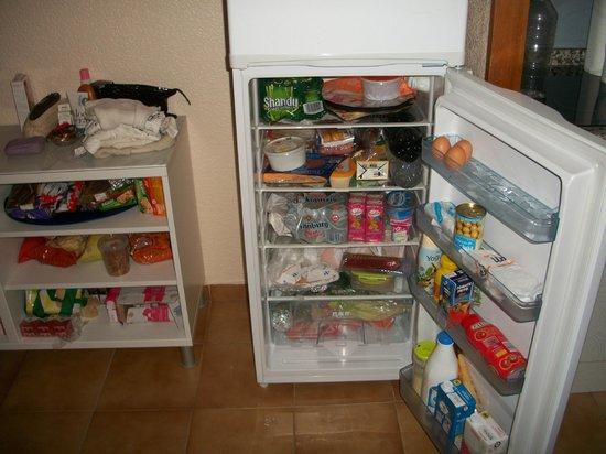 Frontera Blanca: fridge