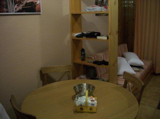 Frontera Blanca: dining room