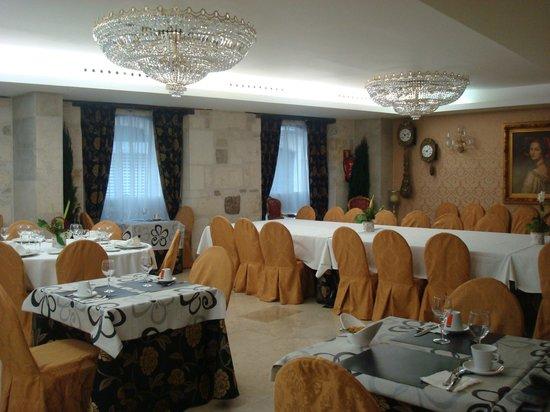 Hotel Centro Los Braseros: salón desayuno