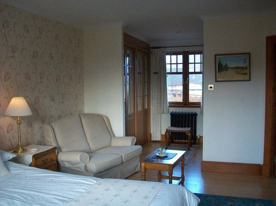 Slemish B&B : Kingsize bedroom