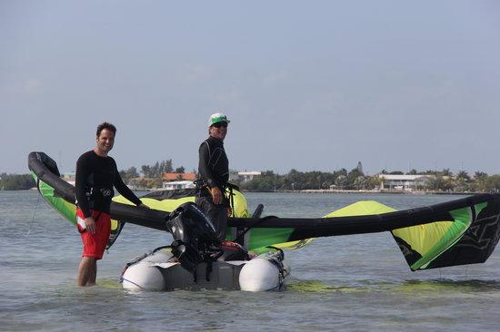 Mo Kiteboarding