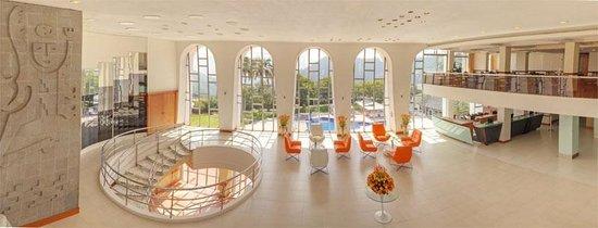 Hotel Quito: Lobby