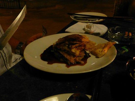 Bomra's :                   Main: Pork