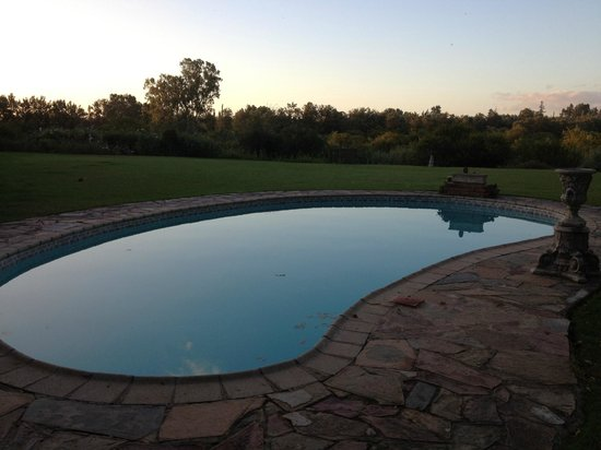 Gerald's Gift Guest House:                                     pool