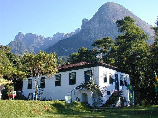 Teresópolis, RJ: Sede Guapi CV von Martius (Foto E Bravo)