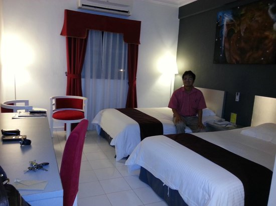 Klana Beach Resort Port Dickson:                   Room for 2pax