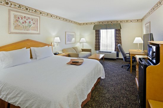 Hampton Inn Cleveland Airport-Tiedeman Rd: Our Beautiful Guestroom