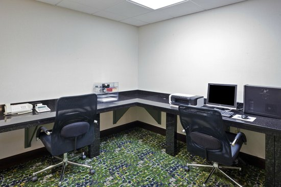 Hampton Inn Cleveland Airport-Tiedeman Rd: Business Center
