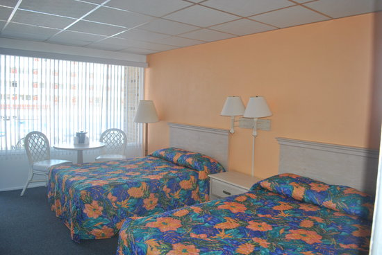 "Tangiers Resort Motel: Standard Motel Room ""F"" Unit"