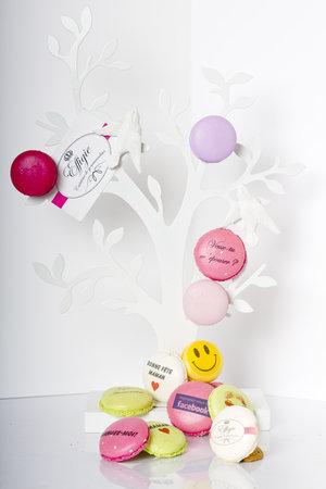 Effigie Créateur de Gourmandises : L'arbre à Macarons