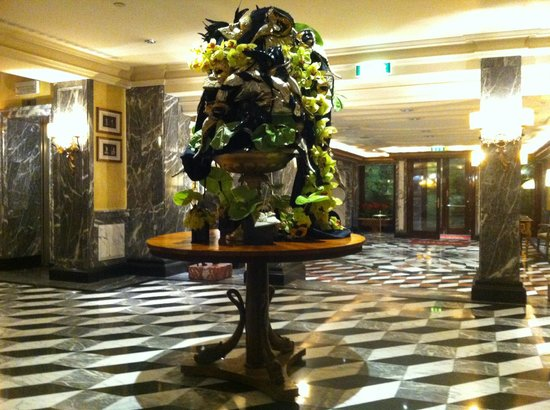 The Westin Europa & Regina, Venice:                   Reception area