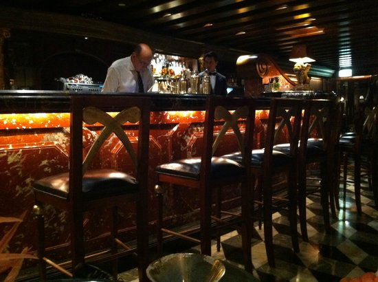 The Westin Europa & Regina, Venice:                   The bar