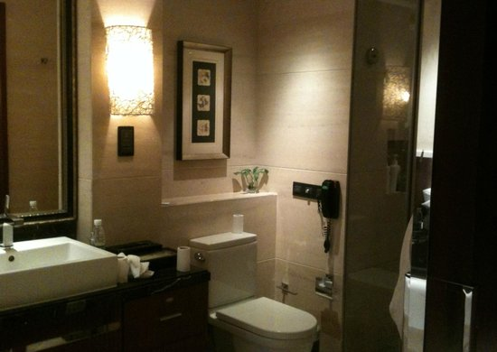 Celebrity City Hotel: bathroom
