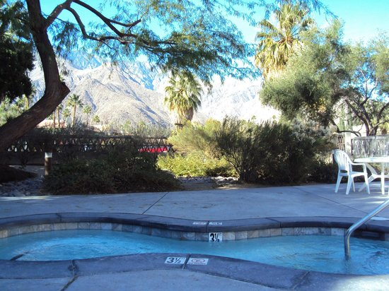 The Monroe Palm Springs: Spa Area