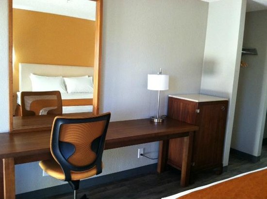 The Monroe Palm Springs: Standard Room