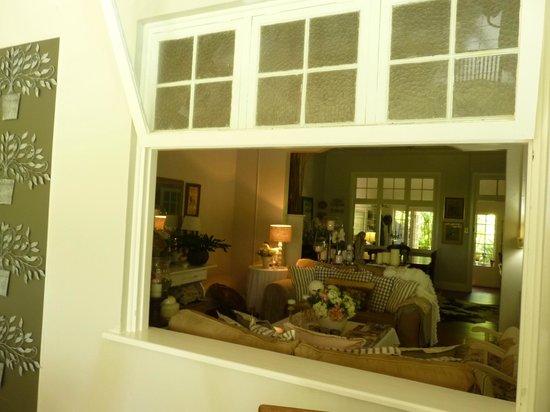 Kingfisher Lodge:                   Reading room
