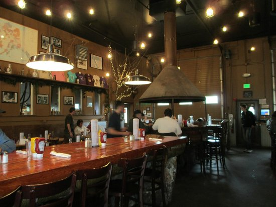 49th State Brewing Company:                   Inside 49th State Brewery & Restaurant