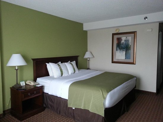‪‪Holiday Inn Saddle Brook‬:                   La habitación
