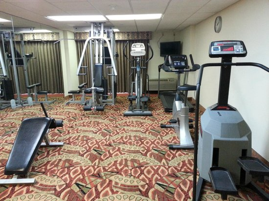 Holiday Inn Saddle Brook:                   Gim