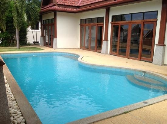 Club Bamboo Boutique Resort and Spa: Personal pool at own villa