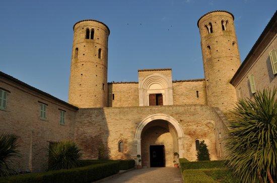 Chiesa di San Claudio al Chienti