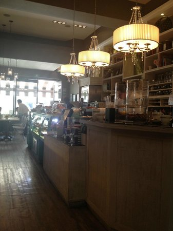 Noisette Gourmet : The place