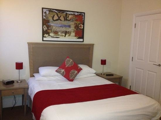SACO Cardiff - Cathedral Road:                   Bedroom ....
